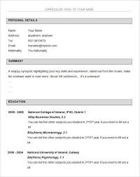 Fill Out Resume Online by I Need A Resume Template Billybullock Us