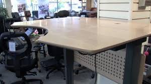 best ergonomic desk in the world youtube