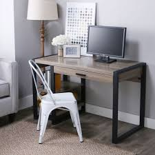 48 Computer Desk 48 Driftwood Computer Desk With Power Supply Pier 1 Imports