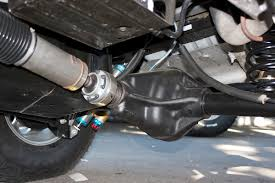 nissan titan rear axle beef up your 4x4 with the new currie enterpises rockjock 44 axles