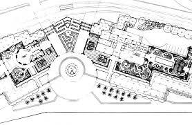 Garden Floor Plan New Orleans Insectarium Concordia Architecture Planning