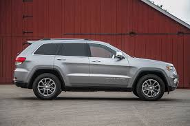 2017 jeep grand cherokee wheels 2014 jeep grand cherokee v 6 and v 8 first tests truck trend