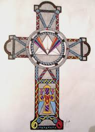 celtic cross tattoo design by bikerchickie on deviantart
