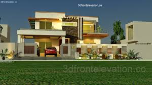 3d front elevation com 1 kanal house plan layout 50 u0027 x 90 u0027 3d