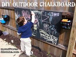 decor u0026 tips outdoor chalkboard paint with diy chalkboard and