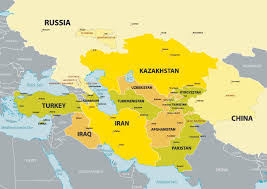 Ural Mountains On World Map by Kazakhstan U2013 People International Canada