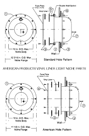 pentair pool light parts in ground pentair pool lighting replacement parts