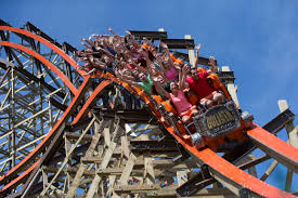 6 Flags Song Goliath Six Flags Great America