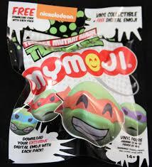 Blind Ninja Teenage Mutant Ninja Turtles Mymojis Blind Bag Blindboxes