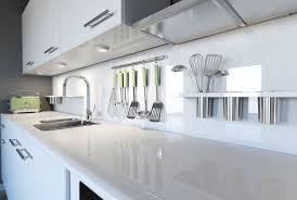 credence cuisine verre trempé crédence de cuisine en verre sur mesure securit