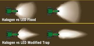 led vs halogen flood lights jd bulletin gy