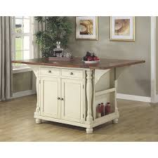 coaster company two tone kitchen island free shipping today