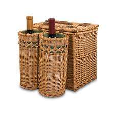 wine picnic baskets picnic time vino picnic basket with wine and cheese