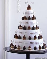wedding cake cupcakes wedding cupcakes let them eat cake and cupcakes a wedding cake