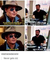 Johnny Depp Meme - tim burton movies xd funny or true pinterest tim burton movie