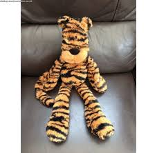 fashion jellycat merryday tiger soft 18 retired w5ekkr1o