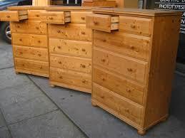 uhuru furniture u0026 collectibles sold 3 pine ikea chests of
