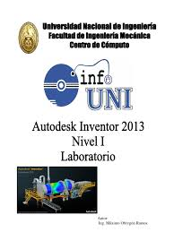 manual inventor 2013 nivel 1 laboratorio