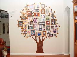 family tree wall decor wall special wall photo album