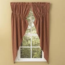 swag valance elegant living room valances cheap kitchen curtain