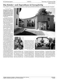 K Hen Bei Presse Förderverein Kinder Und Jugendhaus Der Friedenskirche