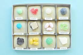 edible rocks diy rock mineral cookies