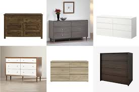 Tvilum White Bedroom Dressers And Chests The Best Dressers Under 400 Apartment Therapy