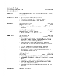 Full Resume Template Library Resume Sample Updated Updated Librarian Resume