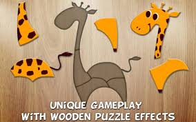 384 puzzles for preschool puzzle education android