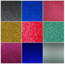 150mm x 150mm glitter tile transfers stickers for kitchen