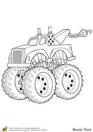 coloriage truck depanneuse sur hugolescargot com