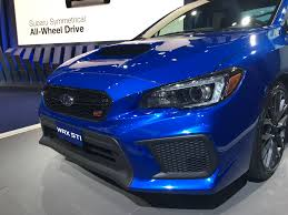 subaru wrx twin turbo the newly redesigned subaru wrx north american sti twin turbo
