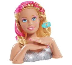 buy barbie flip u0026 reveal styling head argos uk