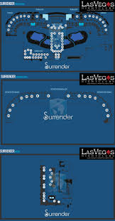 surrender nightclub las vegas nightclub in las vegas nv at encore view surrender floorplan