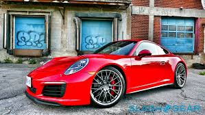 porsche 911 reviews 2017 porsche 911 4s review turbo all the things slashgear