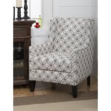 Silver Accent Chair Jofran Ch Smoke Accent Chair Wth Silver Nailhead