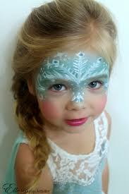 elle makeup artist halloween makeup and hair elsa disney u0027s