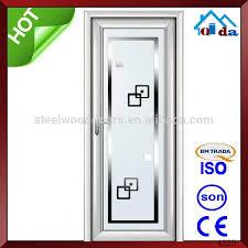 Modern Bathroom Doors Modern Aluminium Bathroom Doors And Window Aluminum Frame Glass