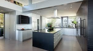 interieur cuisine moderne interieur cuisine moderne cuisine contemporaine ilot central