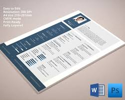 A Resume Template On Word Cv Templates 61 Free Sles Exles Format Free