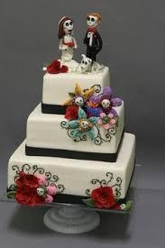 day of the dead wedding cake dia de los muertos wedding cake offrenda table by lorieleann