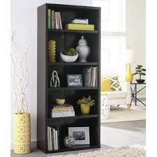 Bookcase 5 Shelf Black Bookcases You U0027ll Love Wayfair
