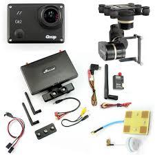 diy drone diy drone fpv set with 600mw transmitter 7 inch fpv monitor feiyu