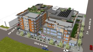 new construction project brings much needed office space to new construction project brings much needed office space to ballard puget sound business journal