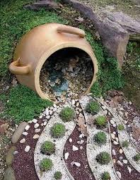 innovative garden decor with stones small garden ideas with stones