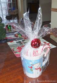 gift mugs with candy check out these 16 semi gifts i made 25 dollars