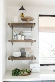 Kitchen Built In Shelves Promontory Project U2014 Studio Mcgee