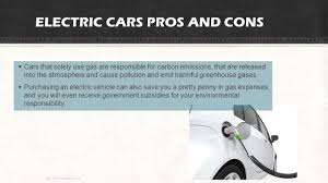 nissan leaf pros and cons electric cars pros and cons subtitle electric cars pros and cons