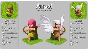 image for clash of clans image angel poster png clash of clans wiki fandom powered by
