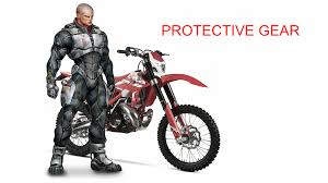 motorcycle riding apparel which enduro protective gear armor boots helmets neck braces